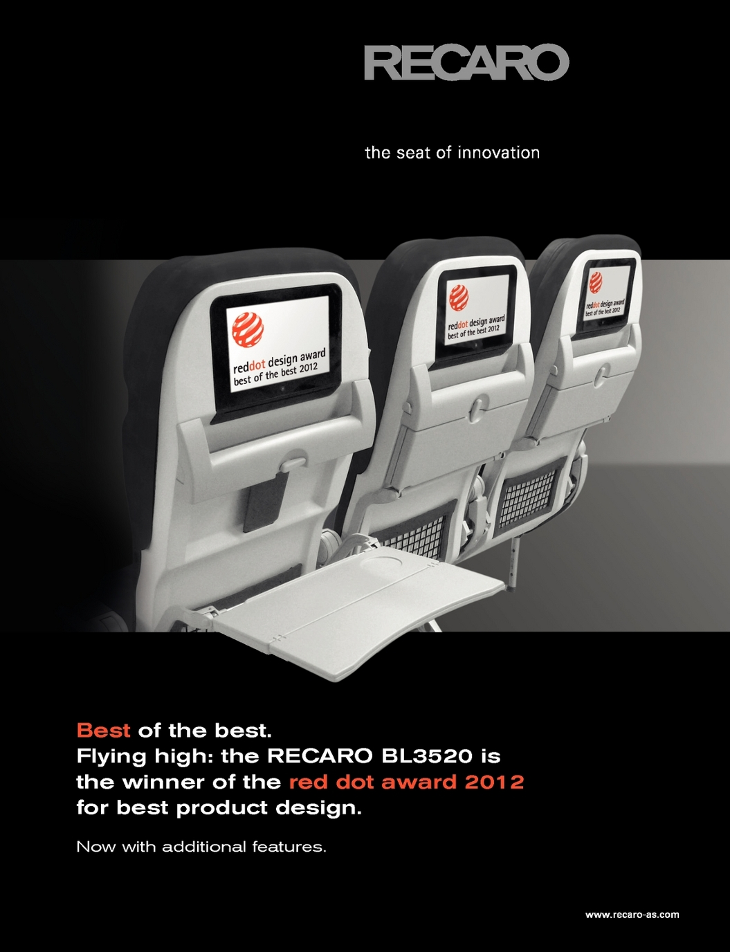 Aircraft Interiors International - June 2012